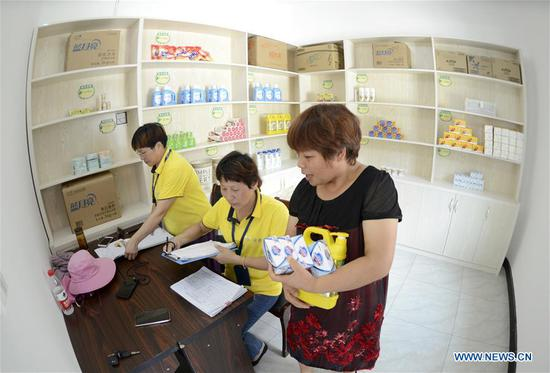 People encouraged to do garbage sorting in Zhejiang