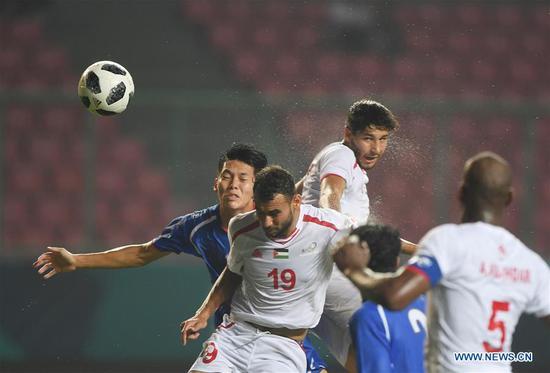 印度尼西亚勿加泗第18届亚洲运动会男子足球A组比赛的要点