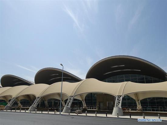 Construction of new Algiers Airport by Chinese company to be completed soon