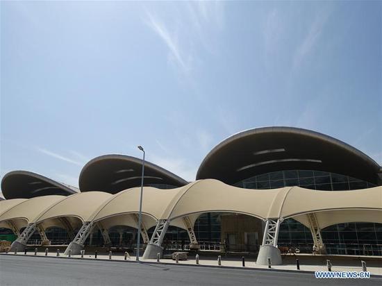 中国公司将建造新的阿尔及尔机场