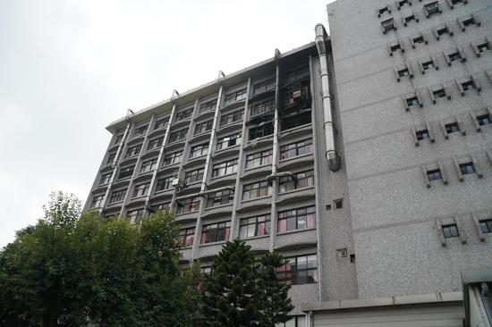 9 killed, 11 critically injured in Taipei hospital fire