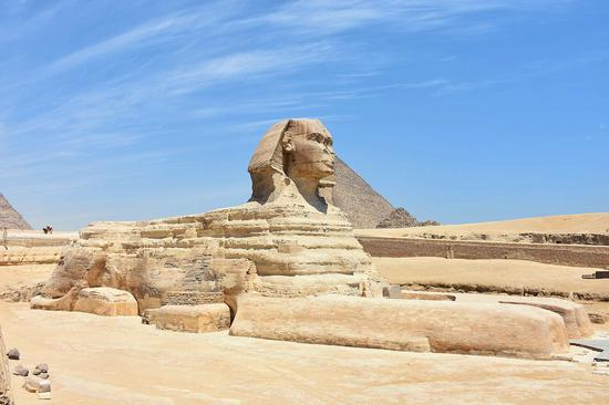 Another ancient sphinx likely found in Egypt: report