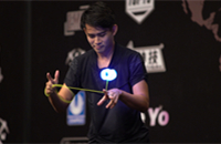 China hosts the World Yo-Yo Contest for the first time