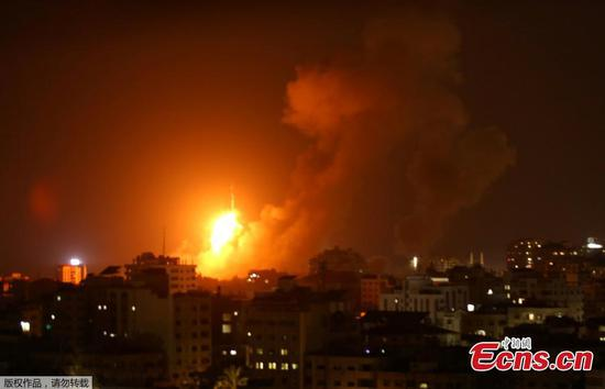 Chinese Embassy in Israel calls for citizens to be alert when traveling in Gaza
