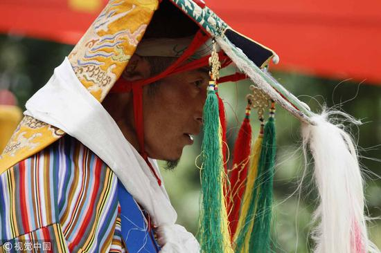 The Shoton Festival: A Tibetan cultural banquet on the roof of the world