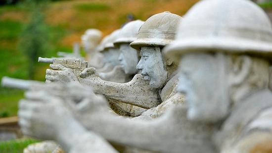 Yunnan WWII battle site boosts cross-Strait exchange