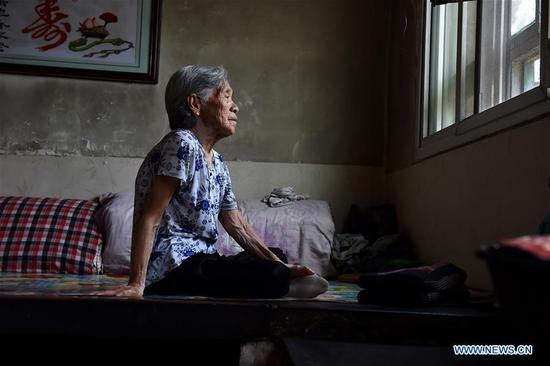 Heart-wrenching memory: 'comfort women' records in Shanxi