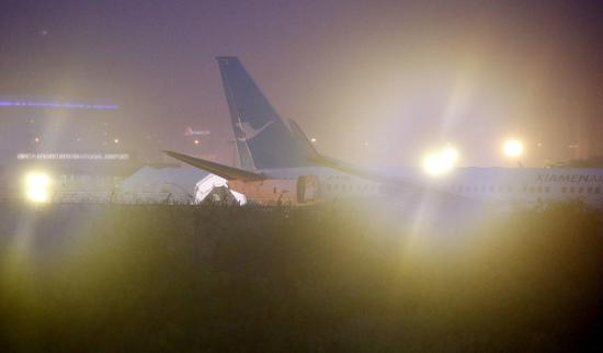 Philippine airport accident causes flights cancellation, diversion