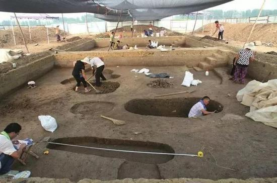 Three excavation sites in Shandong Province reveal ancient society