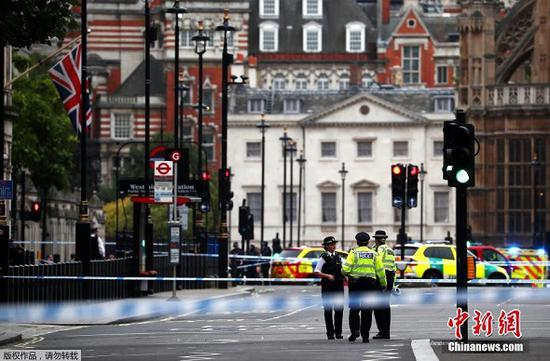 London car attack suspect charged with attempted murder