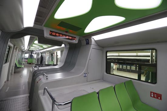 BYD speeds up monorail mass transit system