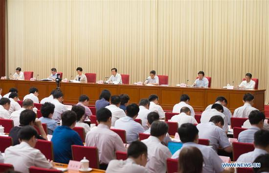 China to conduct targeted inspections on policy implementation