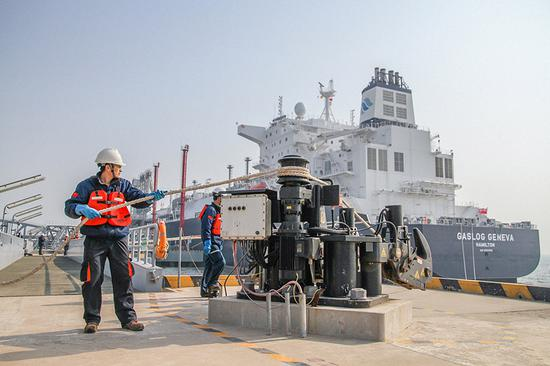 New Bohai gas discovery to ease winter shortages