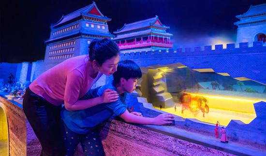 'Little Big City Beijing' set to showcase city's history in a fun way