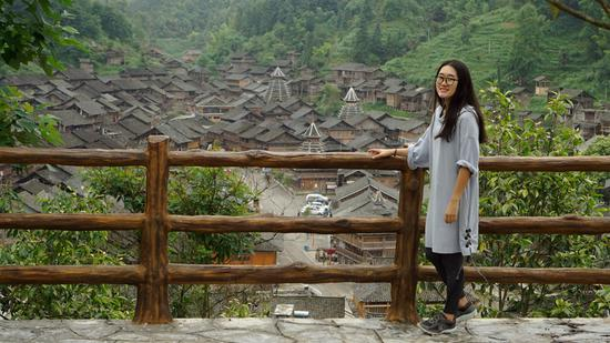 Former UNESCO intern wants Guizhou village to be world heritage site