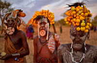 Africa's ancient body modifications, an appreciation of beauty