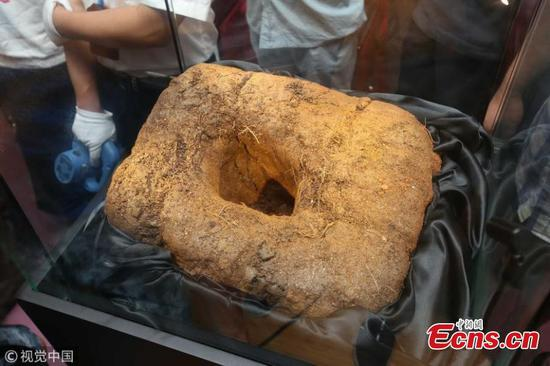 Shanghai Planetarium to house meteorites from fireball in Yunnan