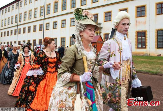 Baroque Festival in German city