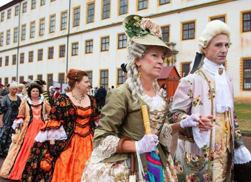 Baroque Festival in German city