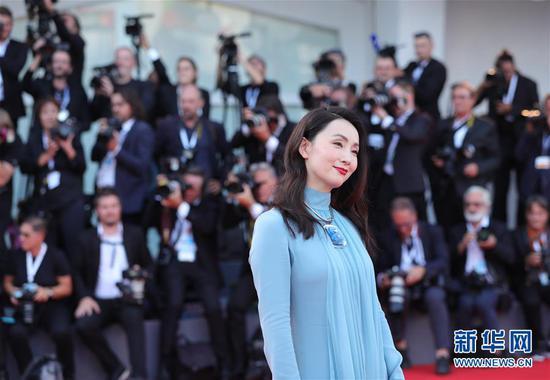 Venice Film Festival kicks off with star-studded jury presentations
