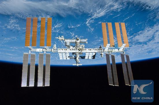 Air leak occurs on Russian spaceship docked to ISS