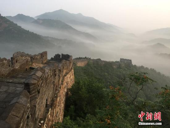 Great history of the Great Wall
