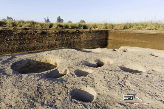 Neolithic village discovered in Egypt's Nile Delta