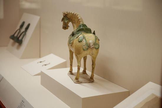 Splendor of the Tang Dynasty on tap at the national museum
