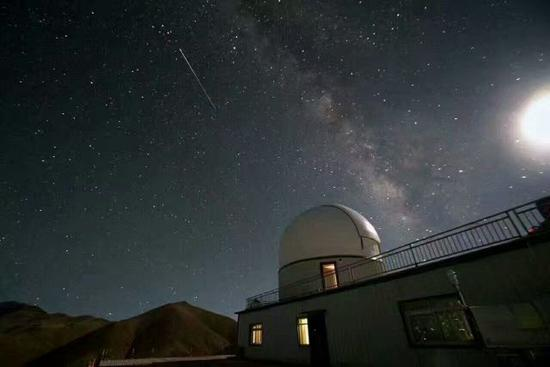 Tibet looks to stars with new telescope