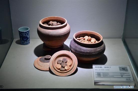 A look inside Go (Weiqi) museum in Henan
