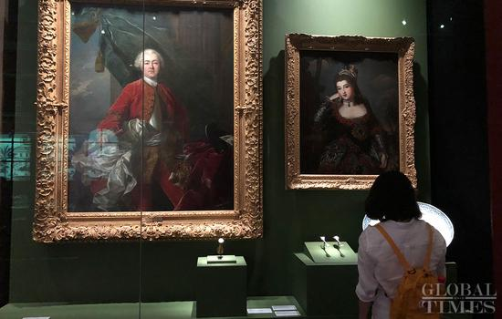 Prince and Princess of Monaco - A European Dynasty exhibition unveiled at Palace Museum