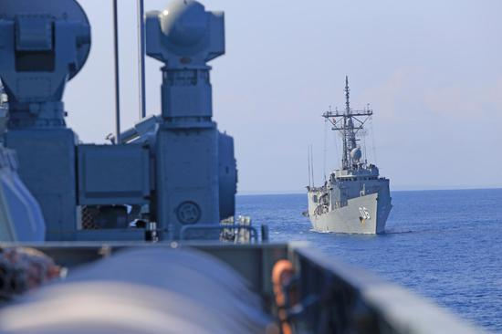 Multinational joint navy exercise KAKADU 2018 kicks off