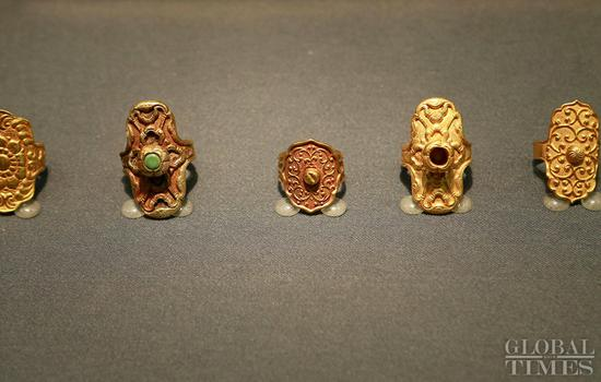 Exhibition showcasing Liao Dynasty relics opens at Beijing's Capital Museu