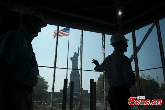 New Statue of Liberty Museum set to open next May