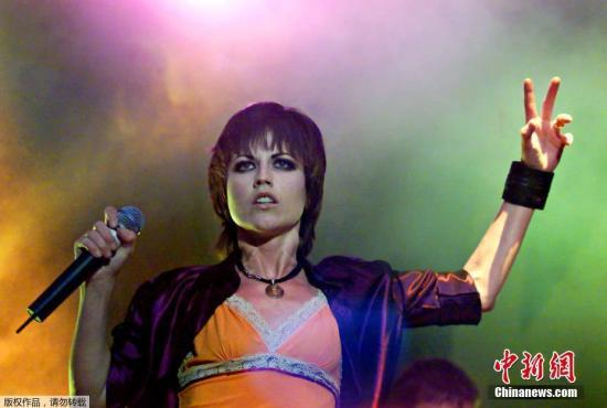Death cause of Cranberries lead singer Dolores O'Riordan revealed