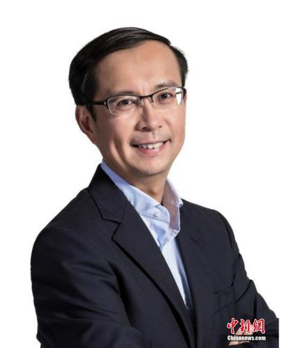 Alibaba CEO Daniel Zhang Yong. (Photo provided to China News Service)