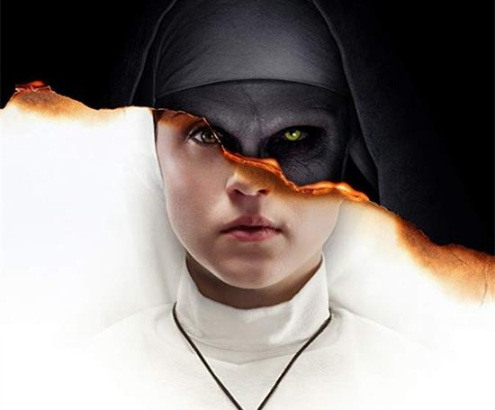 Horror film 'The Nun' dominates North American box office in opening weekend