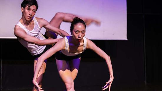 Beijing Dance Theater introduces Chinese contemporary ballet to Greece