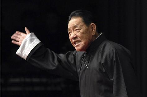 Chinese storytelling master Shan Tianfang dies at 84
