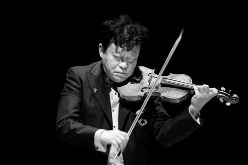 Sheng Zhongguo, the violinist famous for 'Butterfly Lovers' concerto, passes away