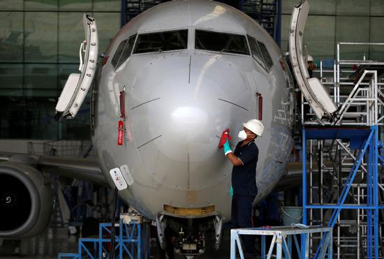 Boeing has high hopes for China