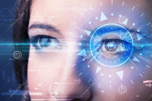 Global vision drives China's iris-recognition gains
