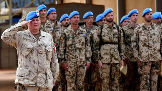 Peacekeeping should follow principles of UN Charter: Chinese envoy