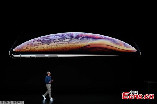 Apple iPhones get bigger and pricier