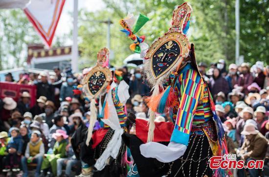 China builds first museum on Tibetan opera