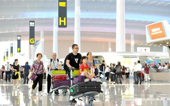 Global air passengers set to double by 2038