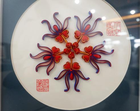 Qipao cultural experience held in Beijing