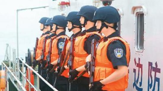 74th joint patrol on Mekong River starts