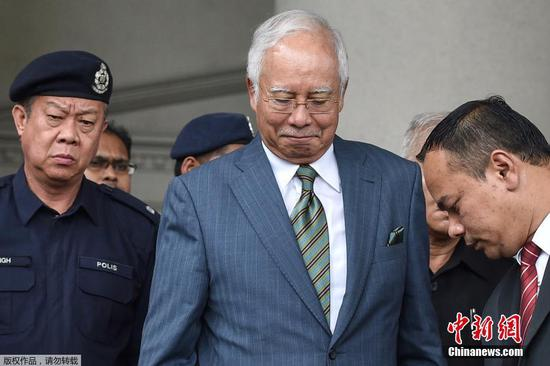 Former Malaysian PM Najib faces more than 20 fresh charges related to 1MDB case