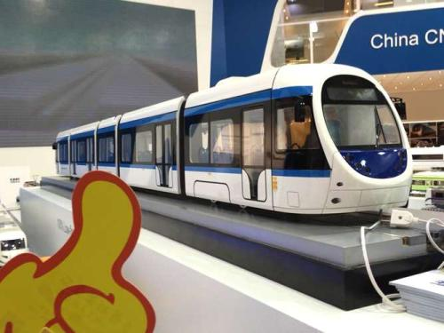 Number of Chinese exhibitors at InnoTrans grows steadily